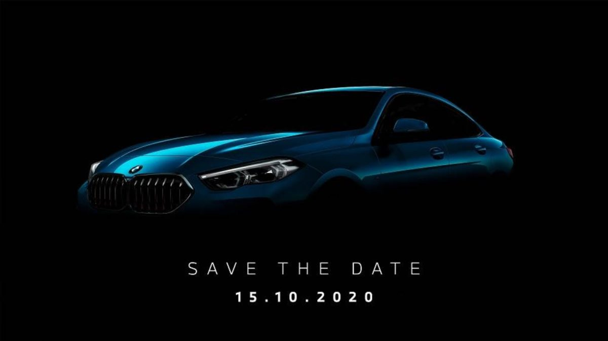 BMW 2 Series Gran Coupe launch on 15th October