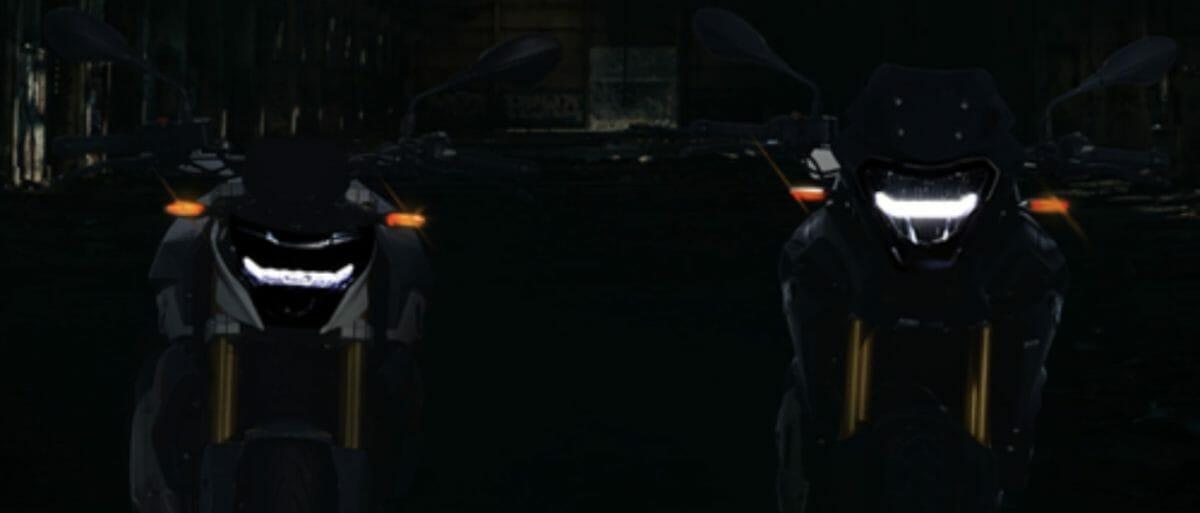 BMW G310 BS6 Teaser