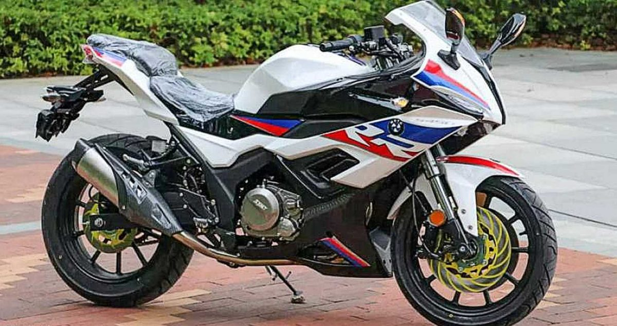 BMW S1000RR clone