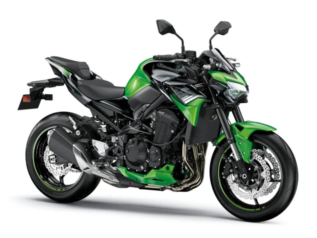BS6 Kawasaki Z900 Launched