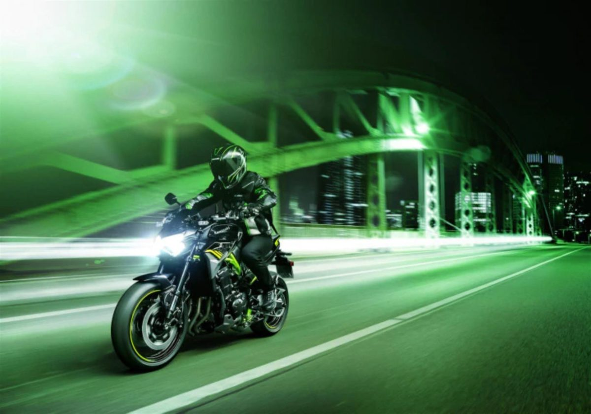 BS6 Kawasaki Z900 Launched (2)