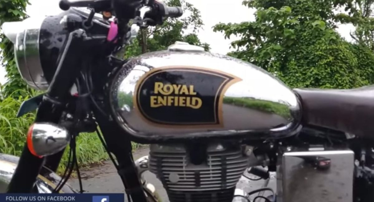 BS6 Royal Enfield Classic 350 review (4)