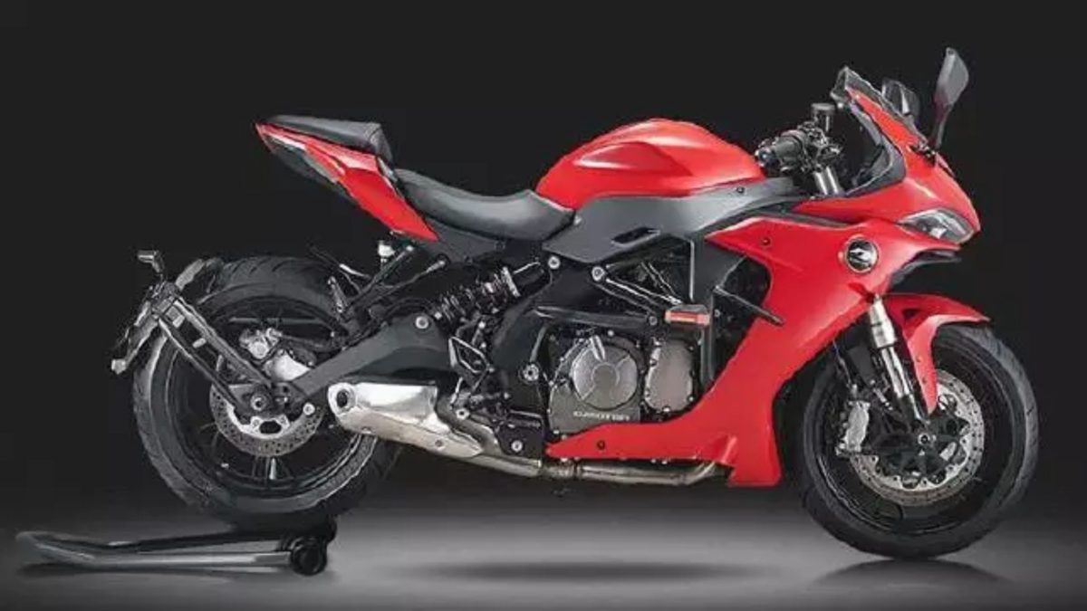 Benelli officially unveils the 2020 600 TNT - Adrenaline