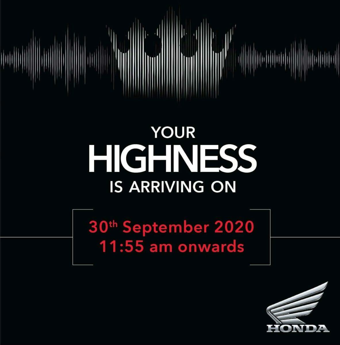 Block Your Date – Honda 2Wheelers India