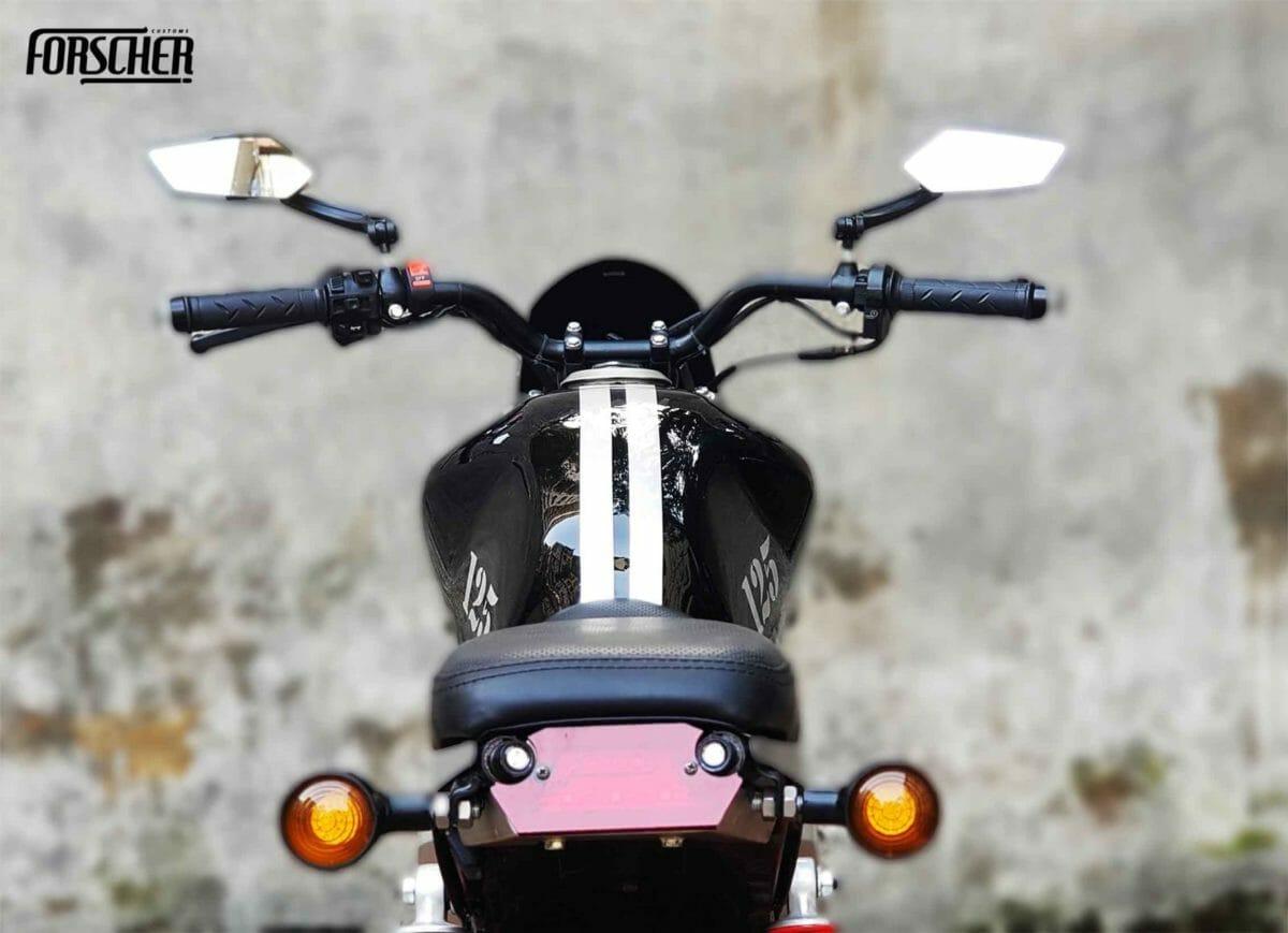 Custom Honda CB Twister (1)