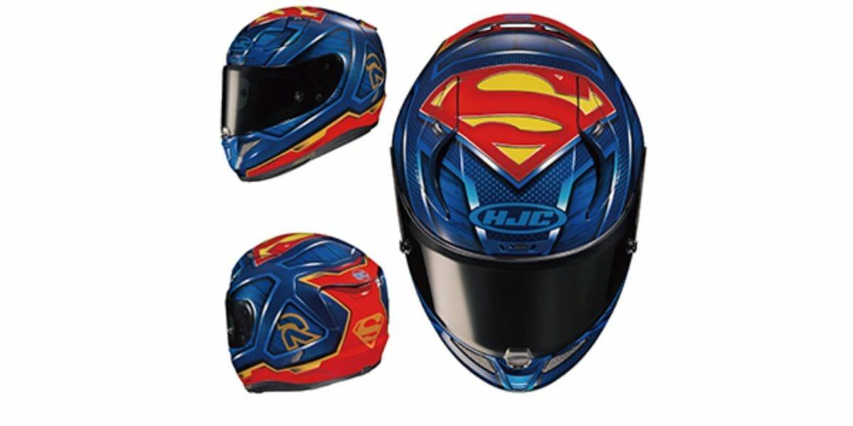 HJC RPHA 11 Pro Superman (1)
