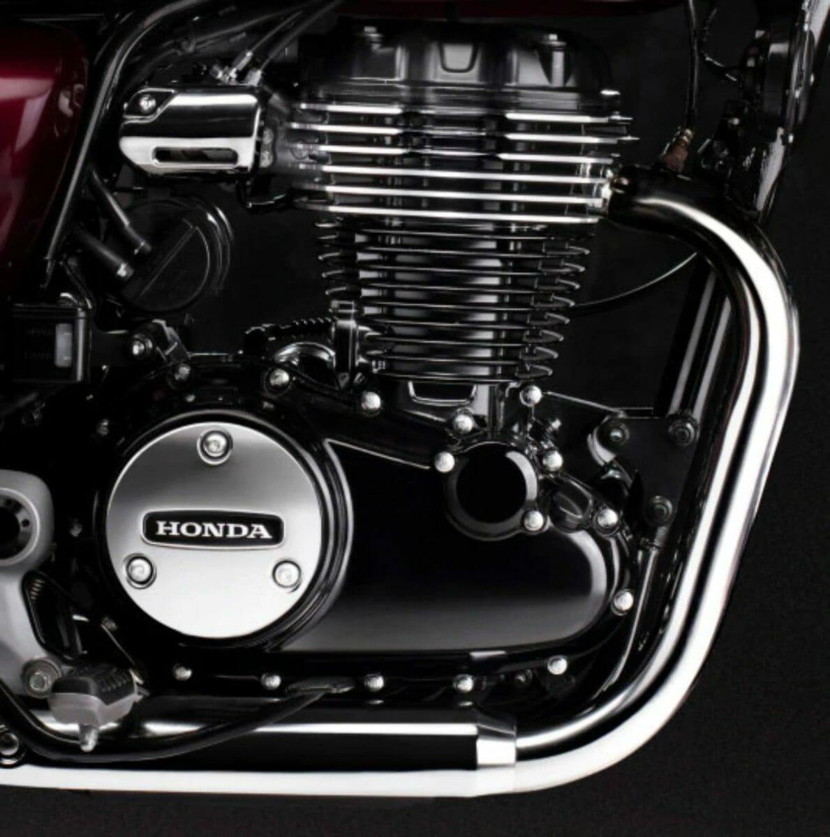 Honda H'ness Cb350 (3)