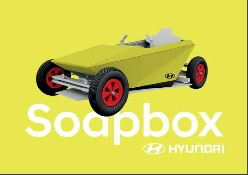 Hyundai soapbox
