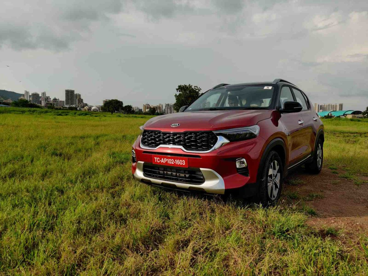 Kia Sonet Automatic review