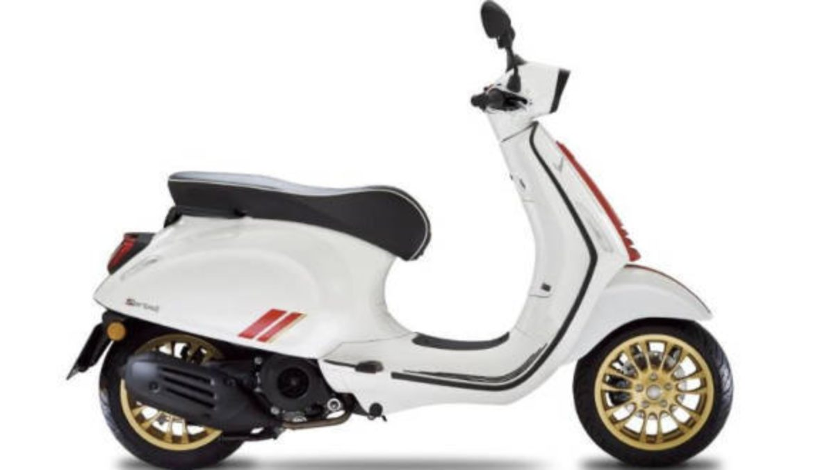 Piaggio Vespa Racing Sixties (1)