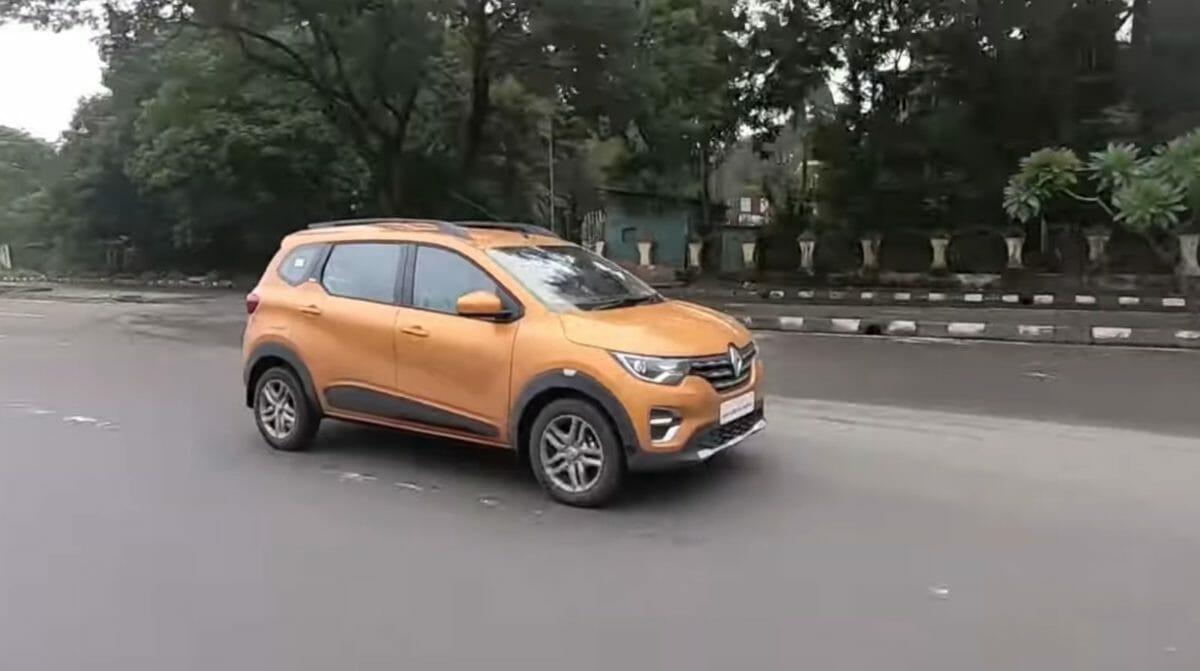 Renault Triber AMT review