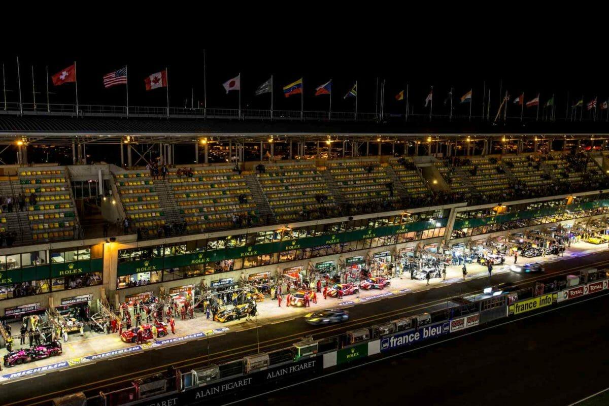 Rolex and Le Mans 2020 (1)