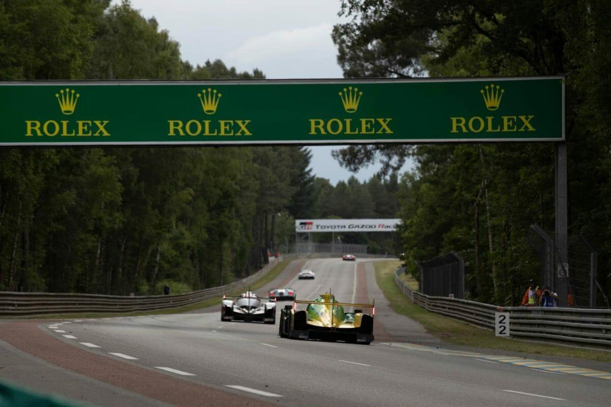 Rolex and Le Mans 2020