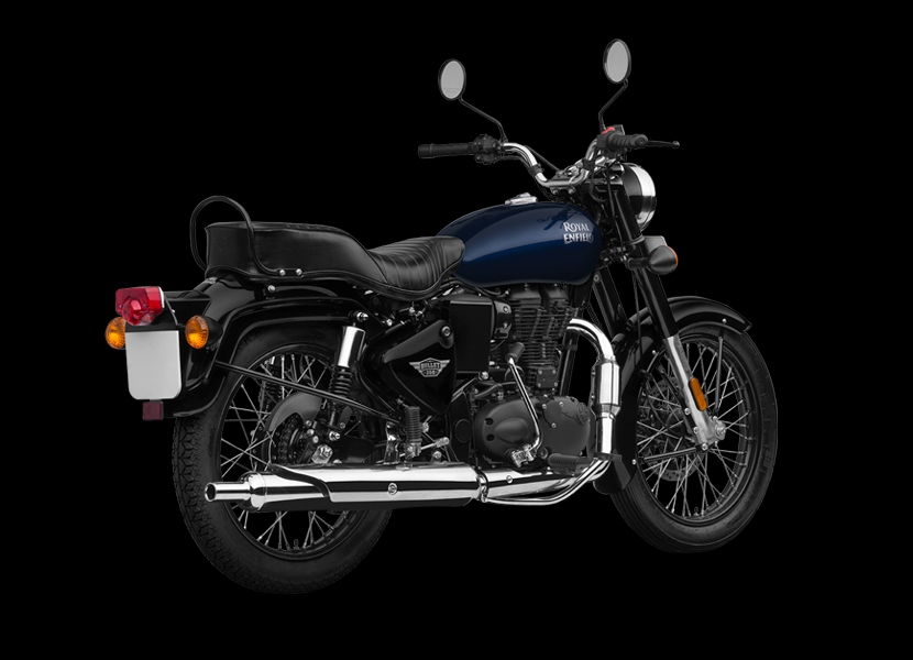 Royal Enfield Bullet 350 Blue