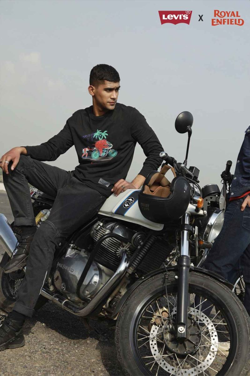 Royal Enfield Levis Capsule Collection (1)