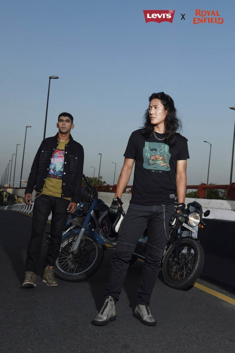 Royal Enfield Levis Capsule Collection (4)