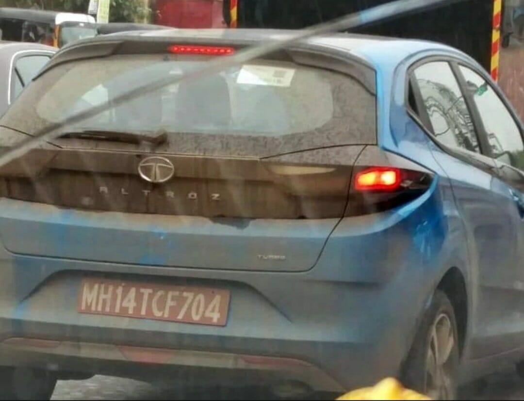 Tata altroz turbo petrol