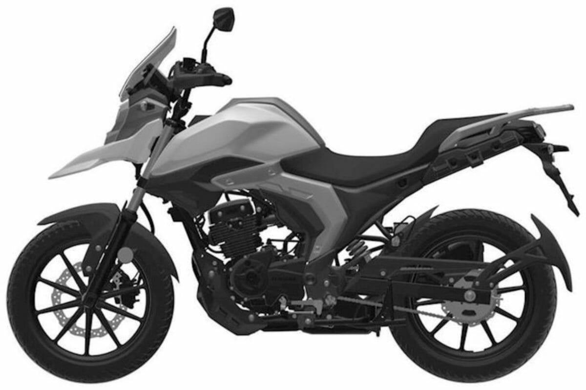Suzuki V Strom 160 patent (2)