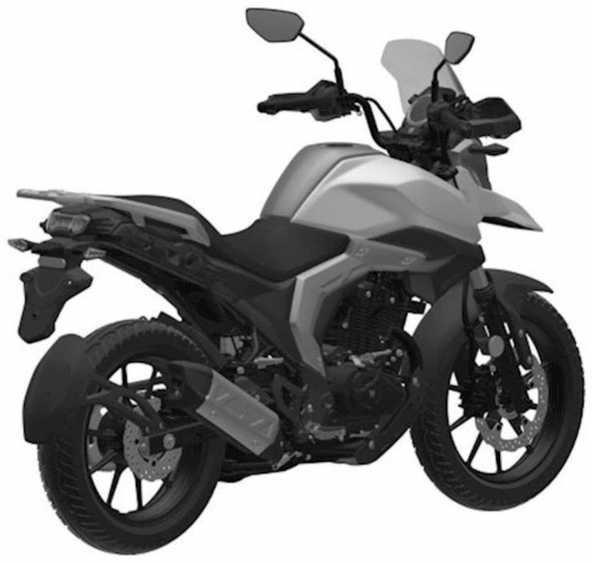 Suzuki V Strom 160 patent (3)