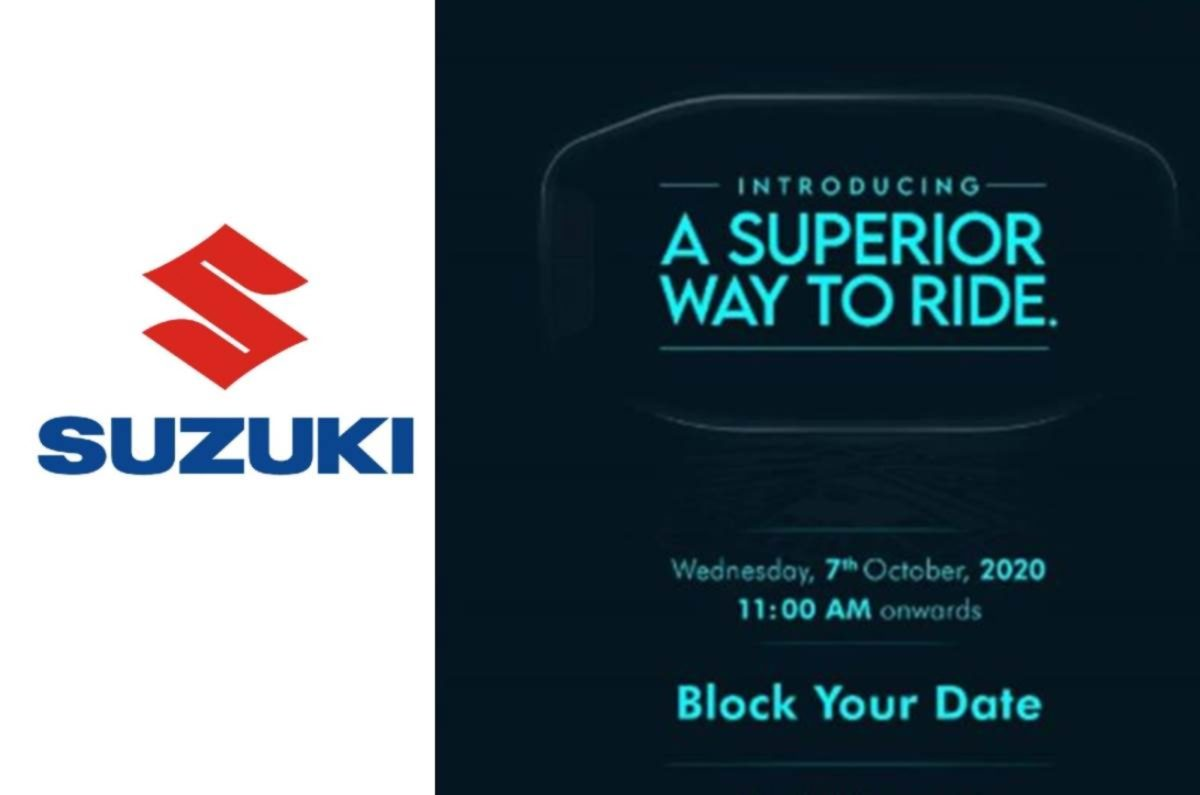 Suzuki october teaser