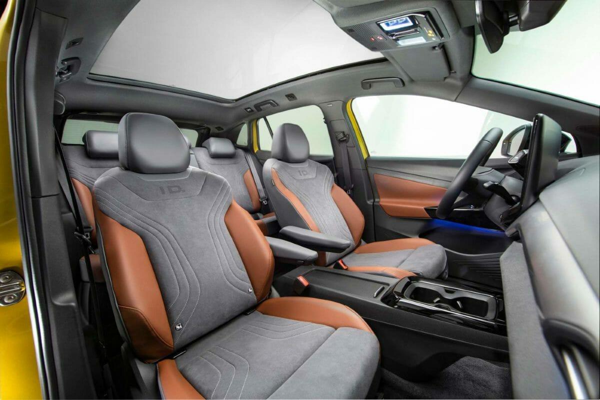 The new Volkswagen ID.4_interior_1 (1)