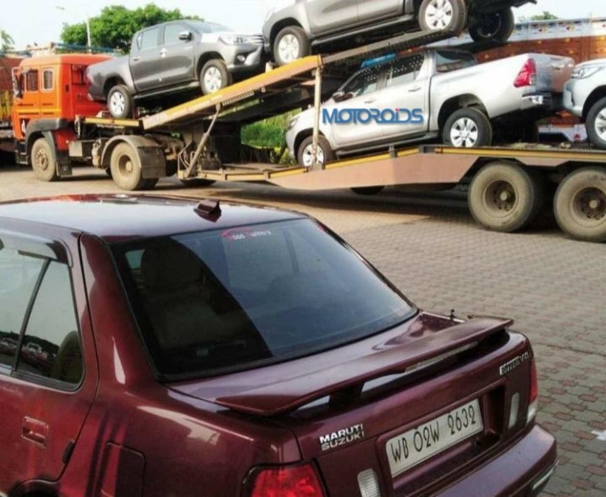 Toyota Hilux spotted (1)