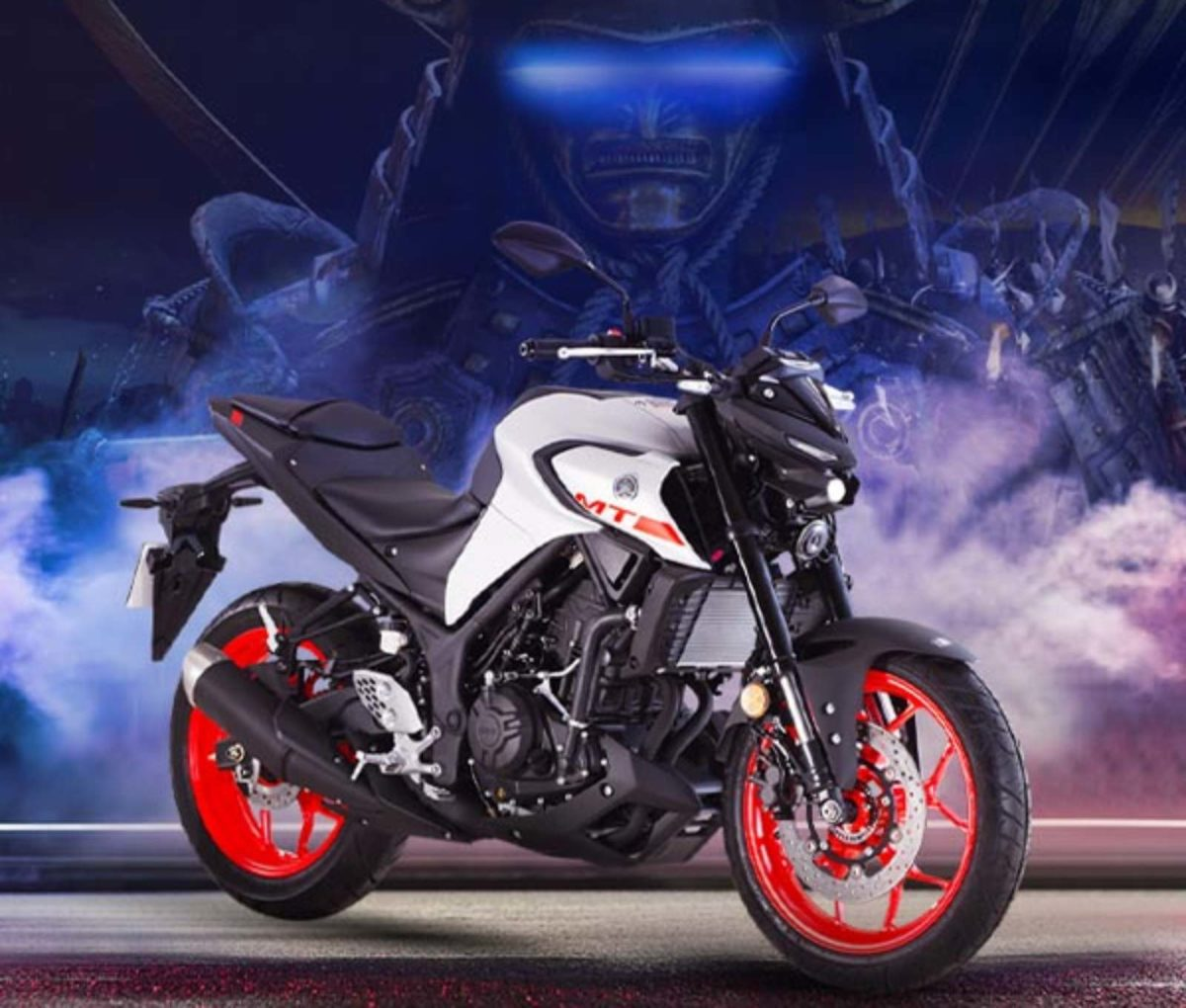 Yamaha MT 25 (1)