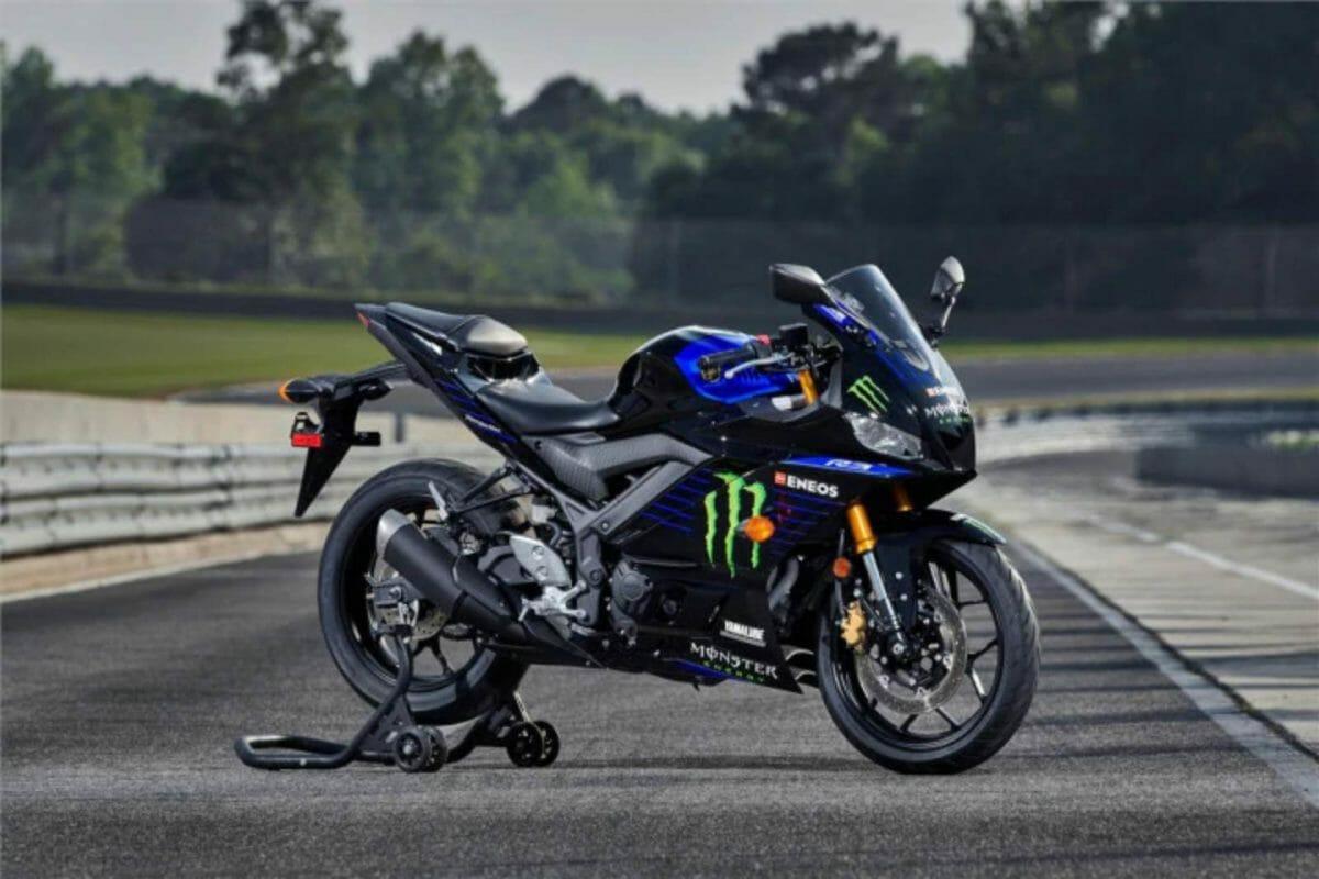 Yamaha R3 MotoGP Edition
