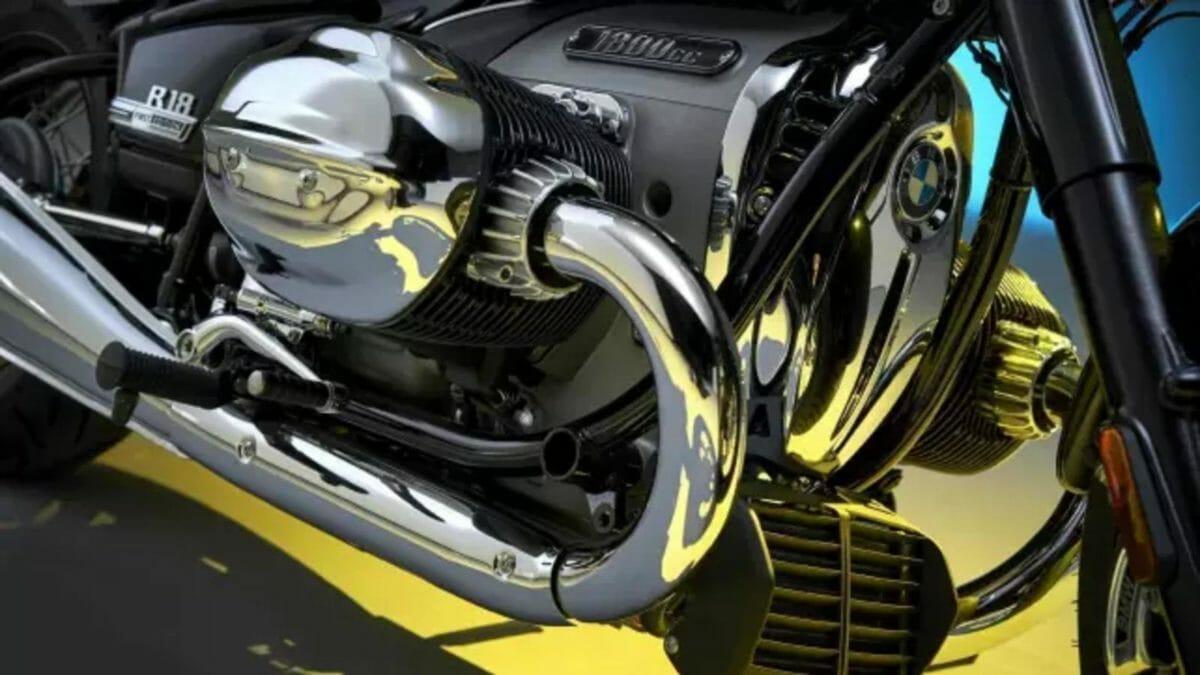 bmw r18 engine heat guard