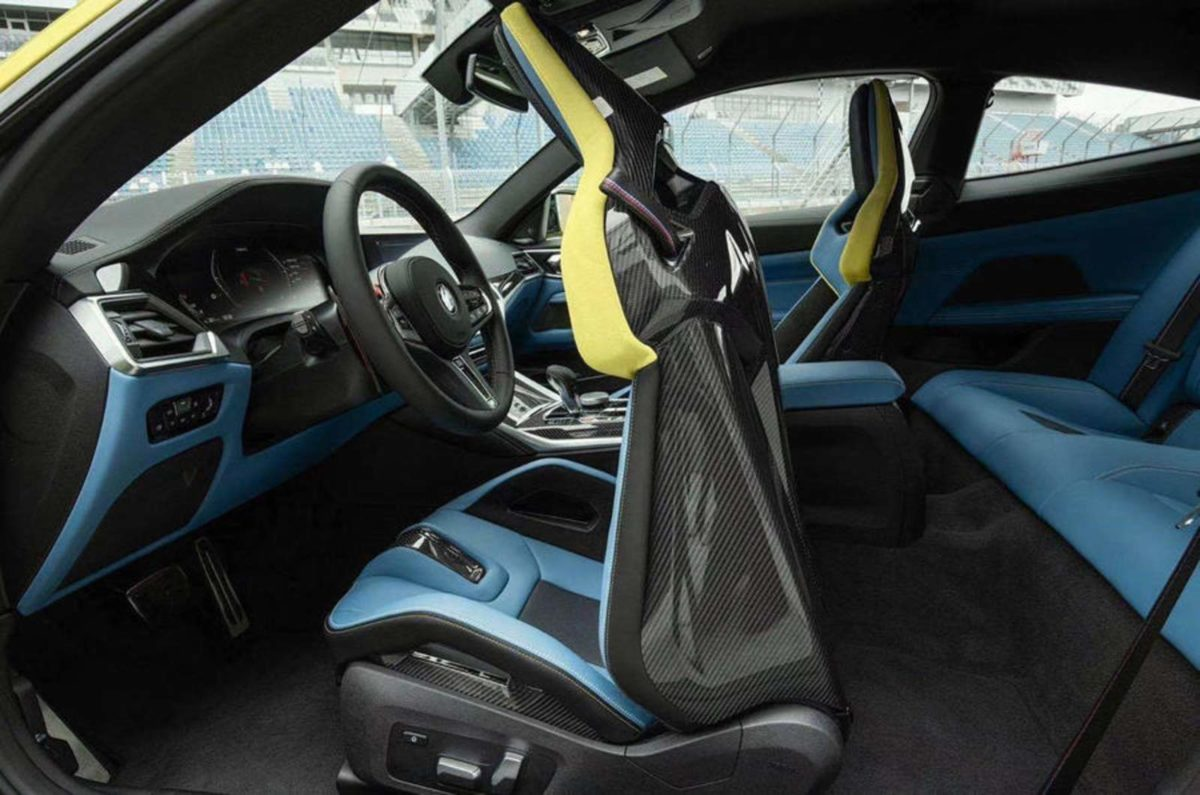 official m3 m4 production leaked interior