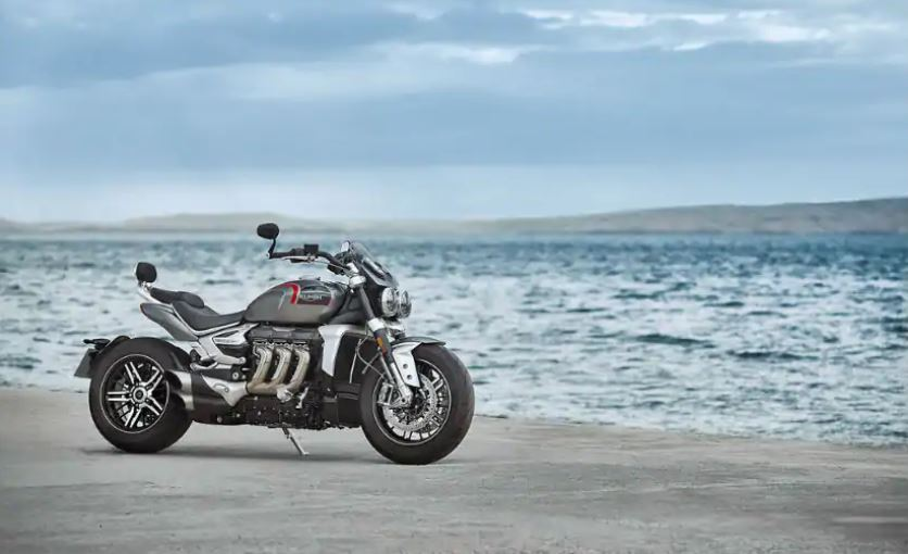 triumph rocket 3 gt bike