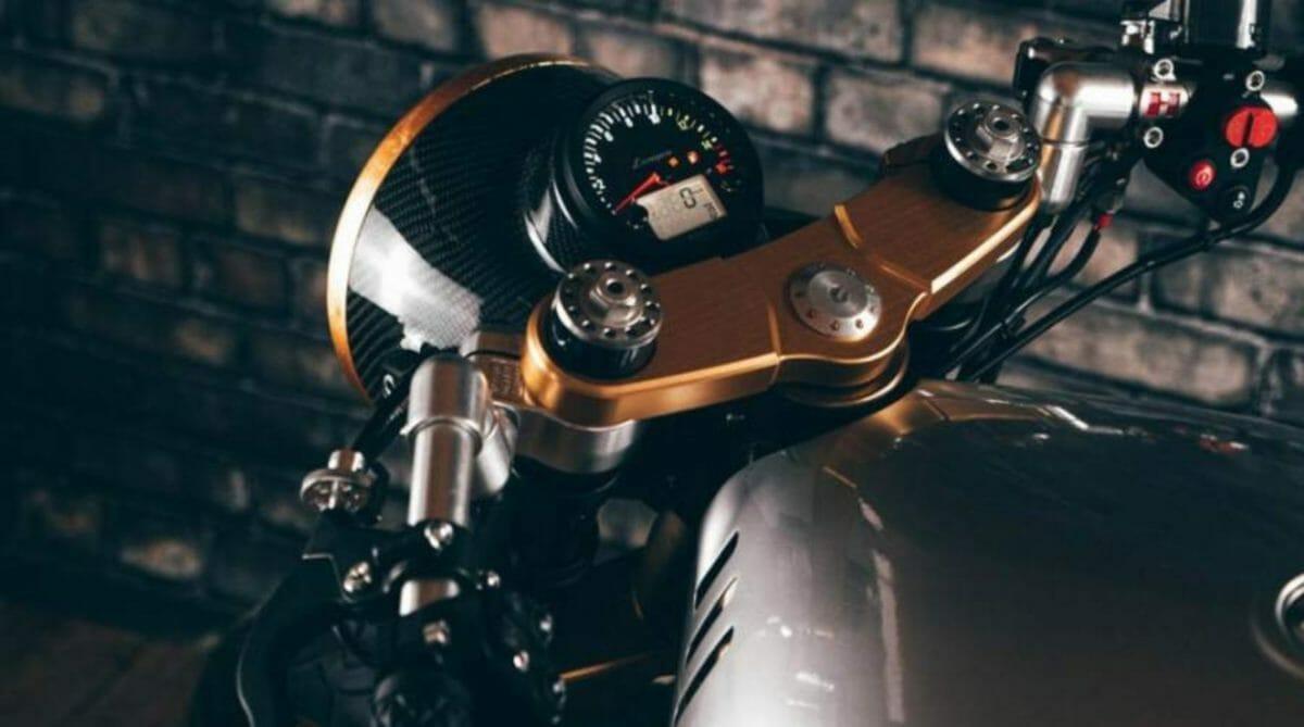 two stroke langen motorcycle