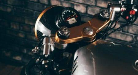 two-stroke langen motorcycle