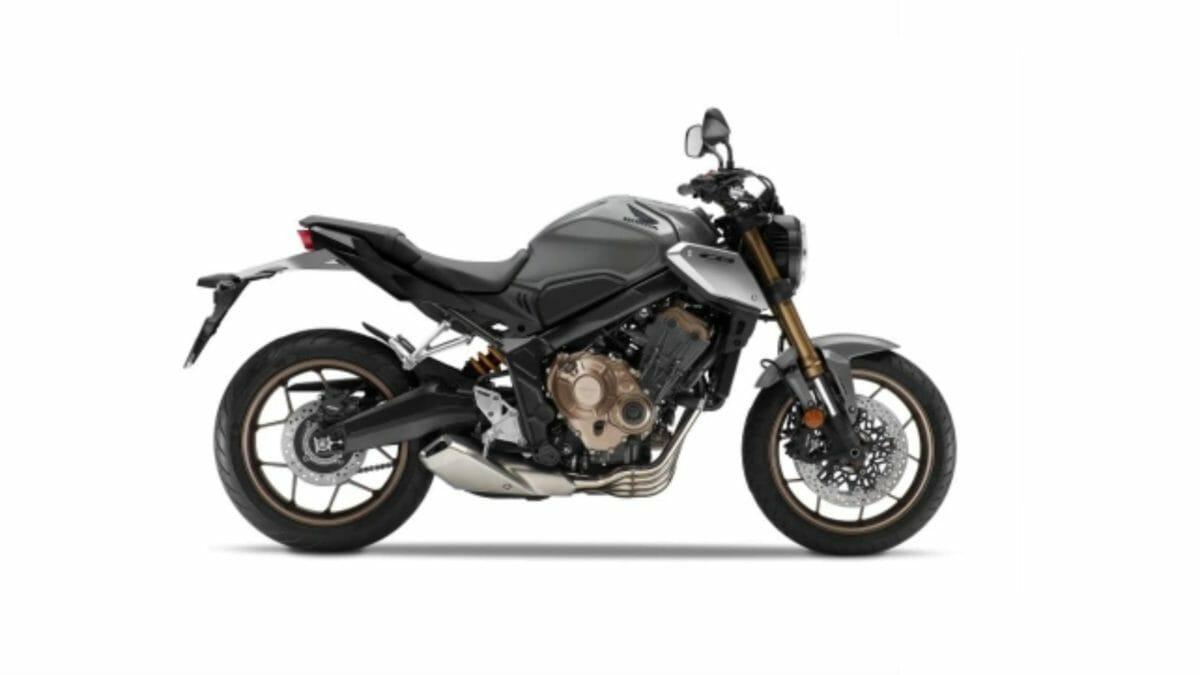 2021 Honda CB650R (1)