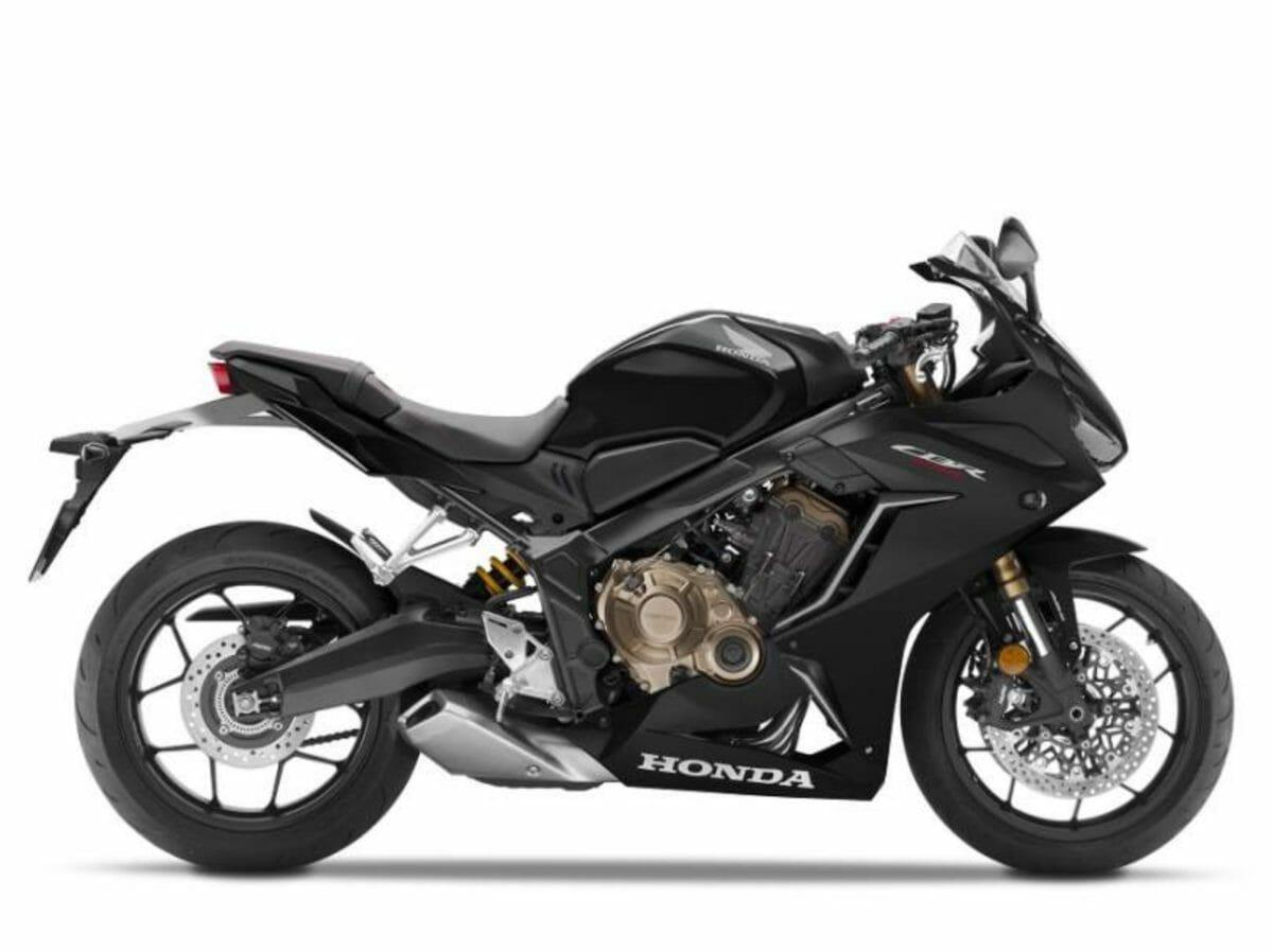 2021 Honda CBR650R (1)