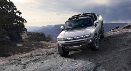 Watch GMC Hummer EV Take On The Challenging Moab Trails With Ease