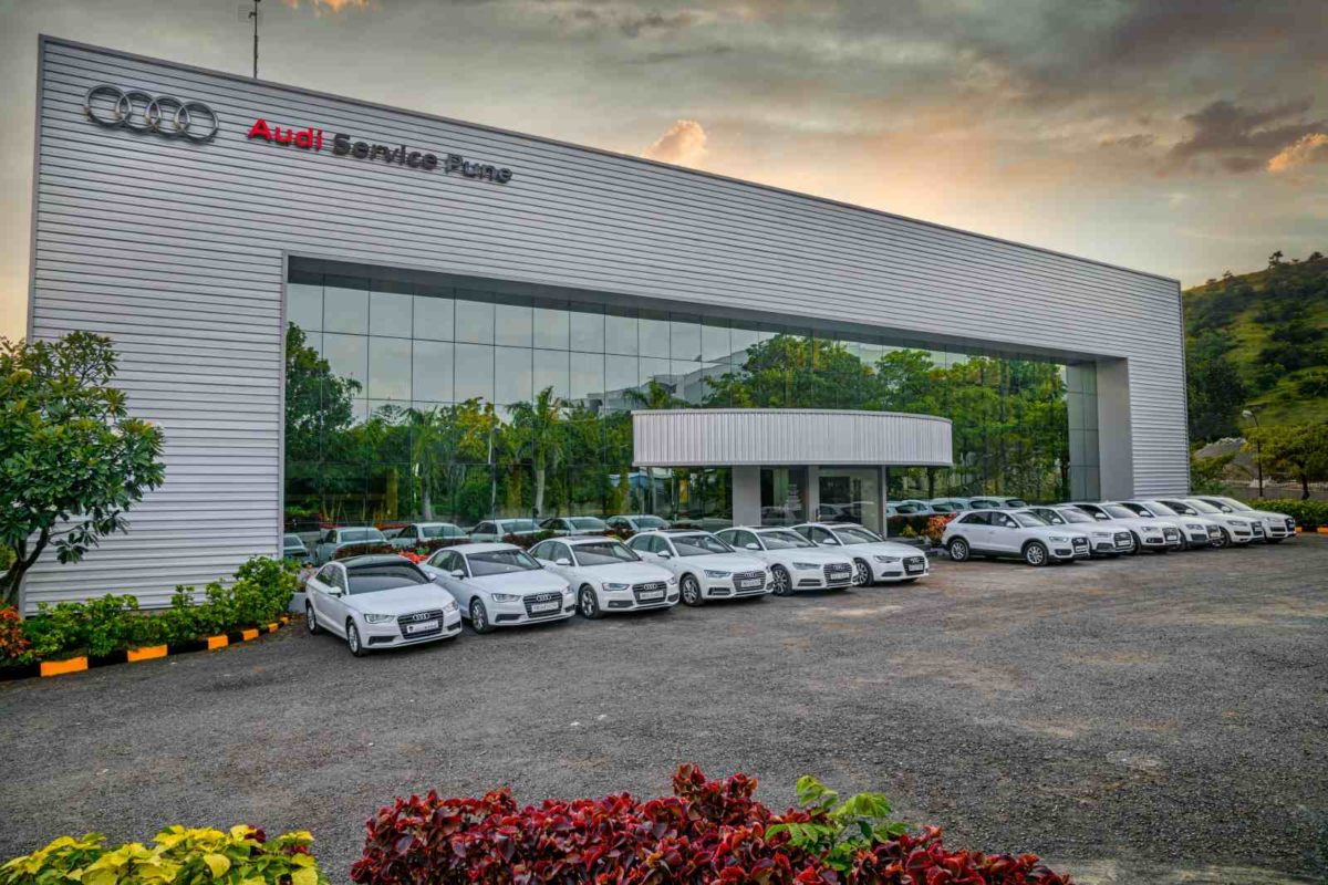 Audi India opens new state of the art service facility in Pune (1)