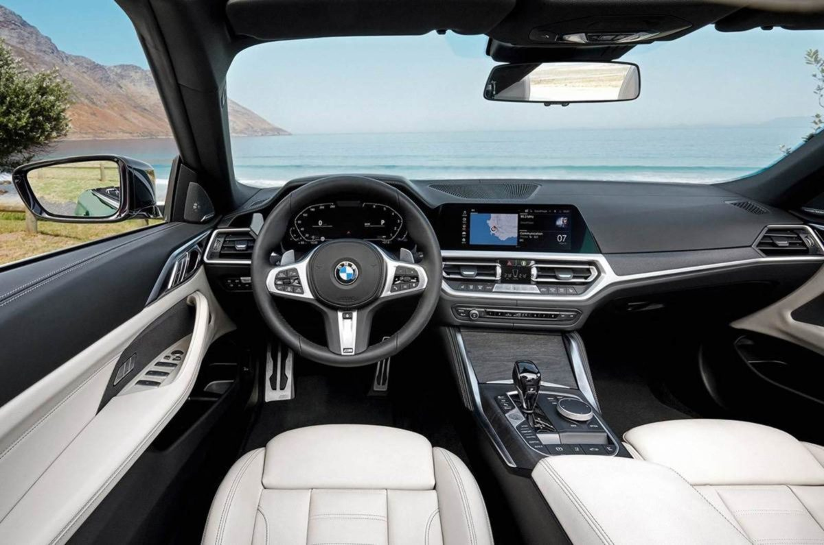 BMW 4 Series_Convertible 2021 interior (1)