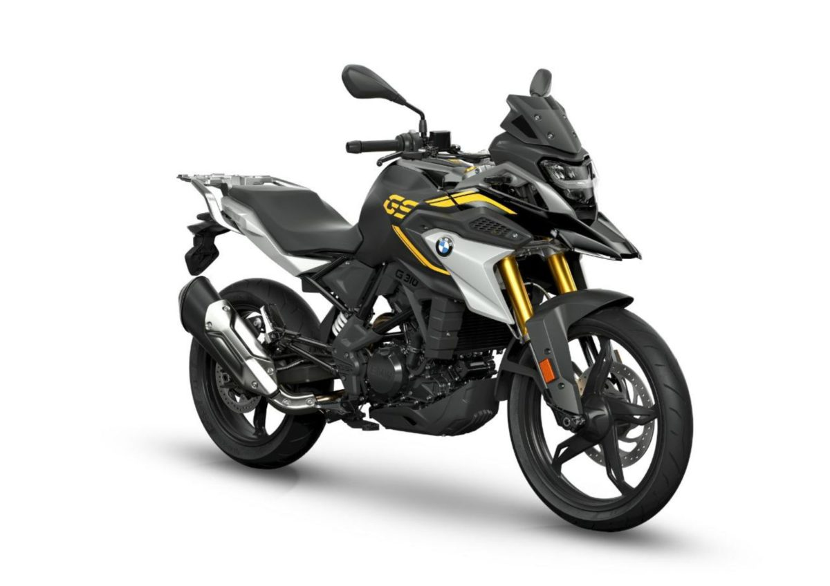 BS6 BMW G310GS (1)