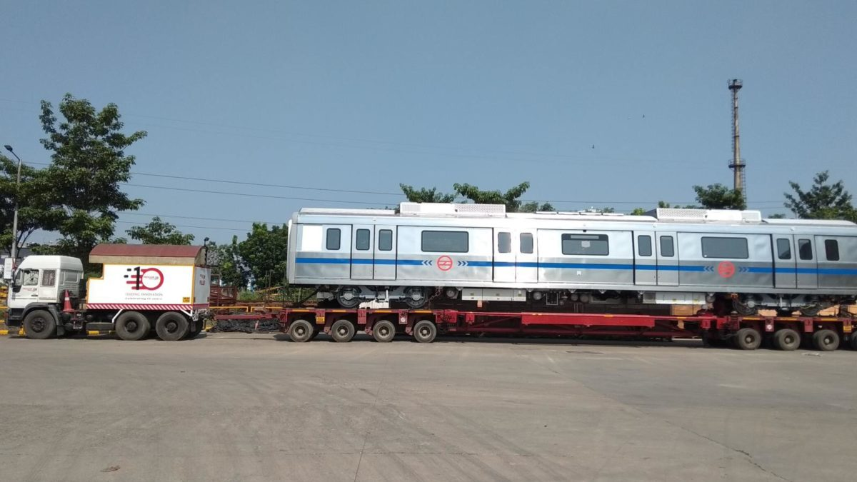Bombardier Movia DMRC
