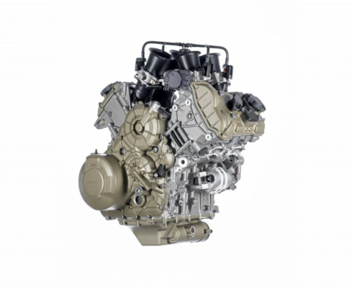 Ducati Granturismo V4 engine (1)