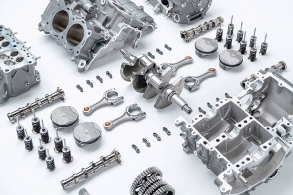 Ducati Granturismo V4 engine (2)