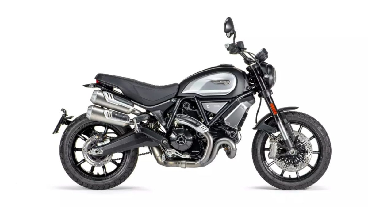 Ducati Scrambler 1100 Dark Pro (2)