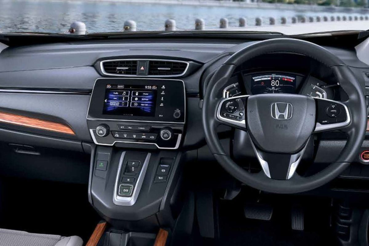 Honda CR V special edition (2)