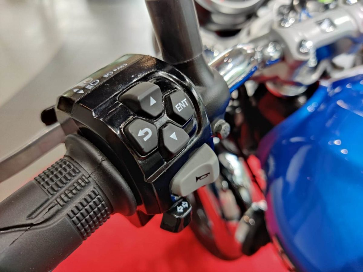 Honda H'ness CB350 walkaround (1)