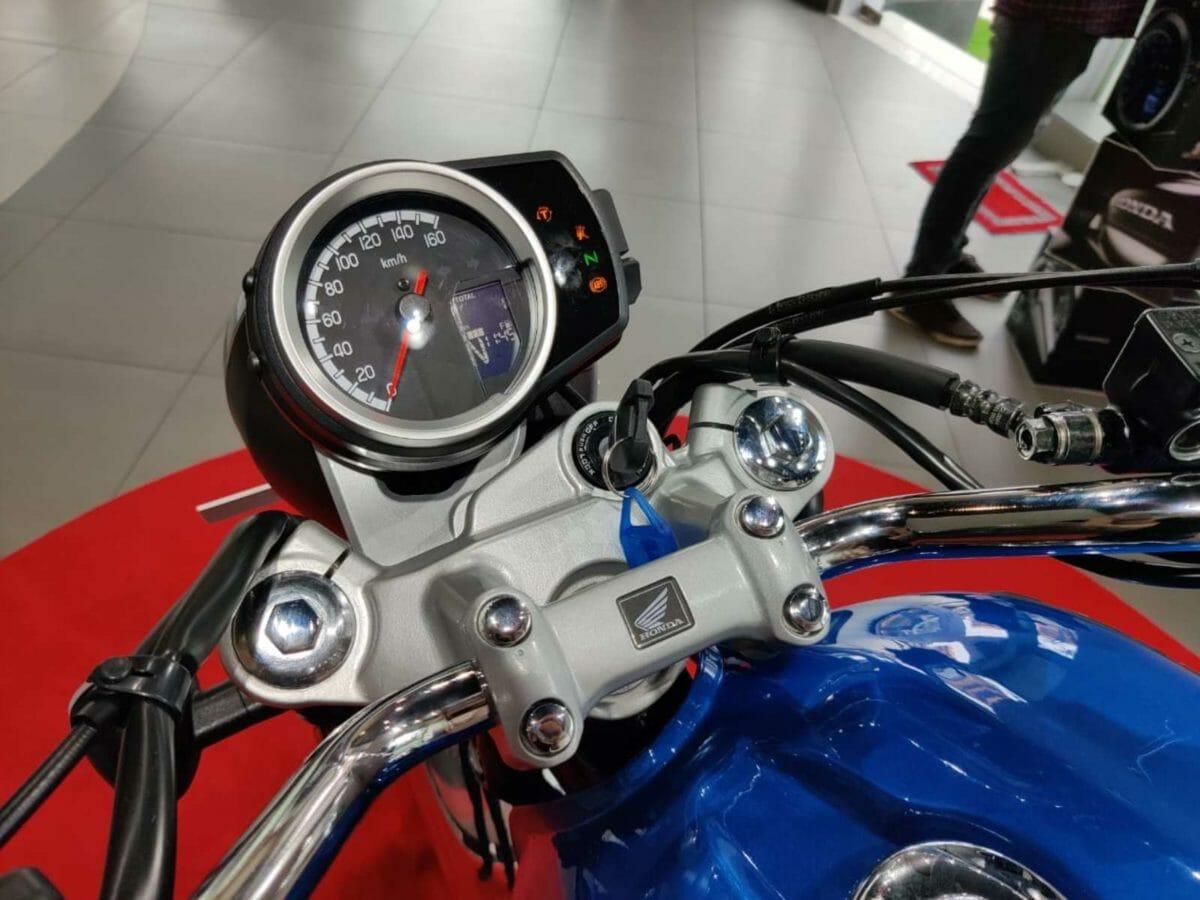 Honda H'ness CB350 walkaround (4)