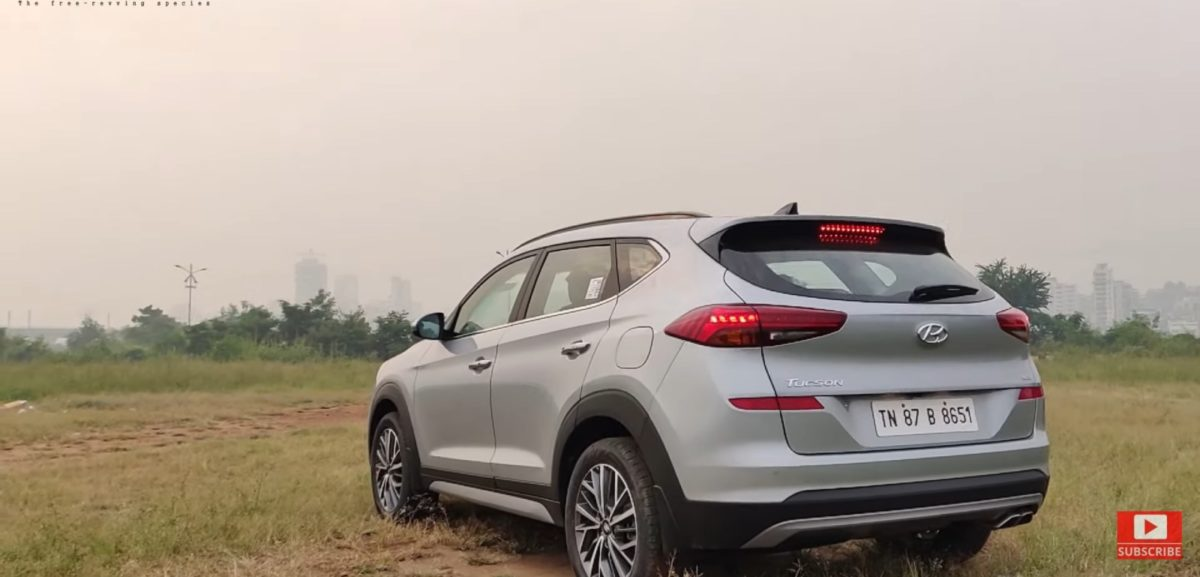 Hyundai Tucson review (1)