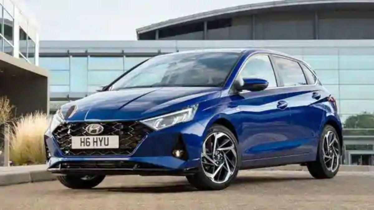 Hyundai i20 turbo uk launch