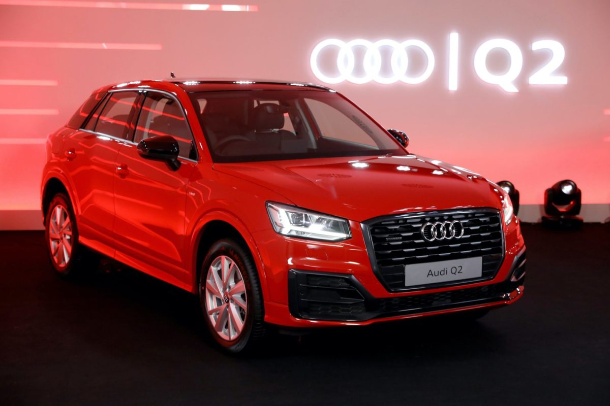 Image_Luxury All rounder – The Audi Q2 arrives in India