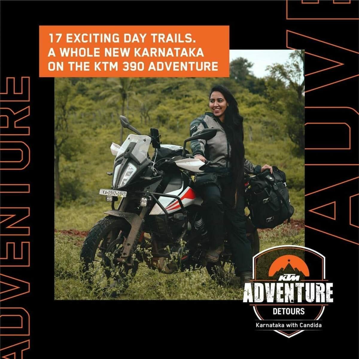 KTM 390 Adventure Candida louis